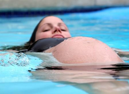 acquaticità in gravidanza
